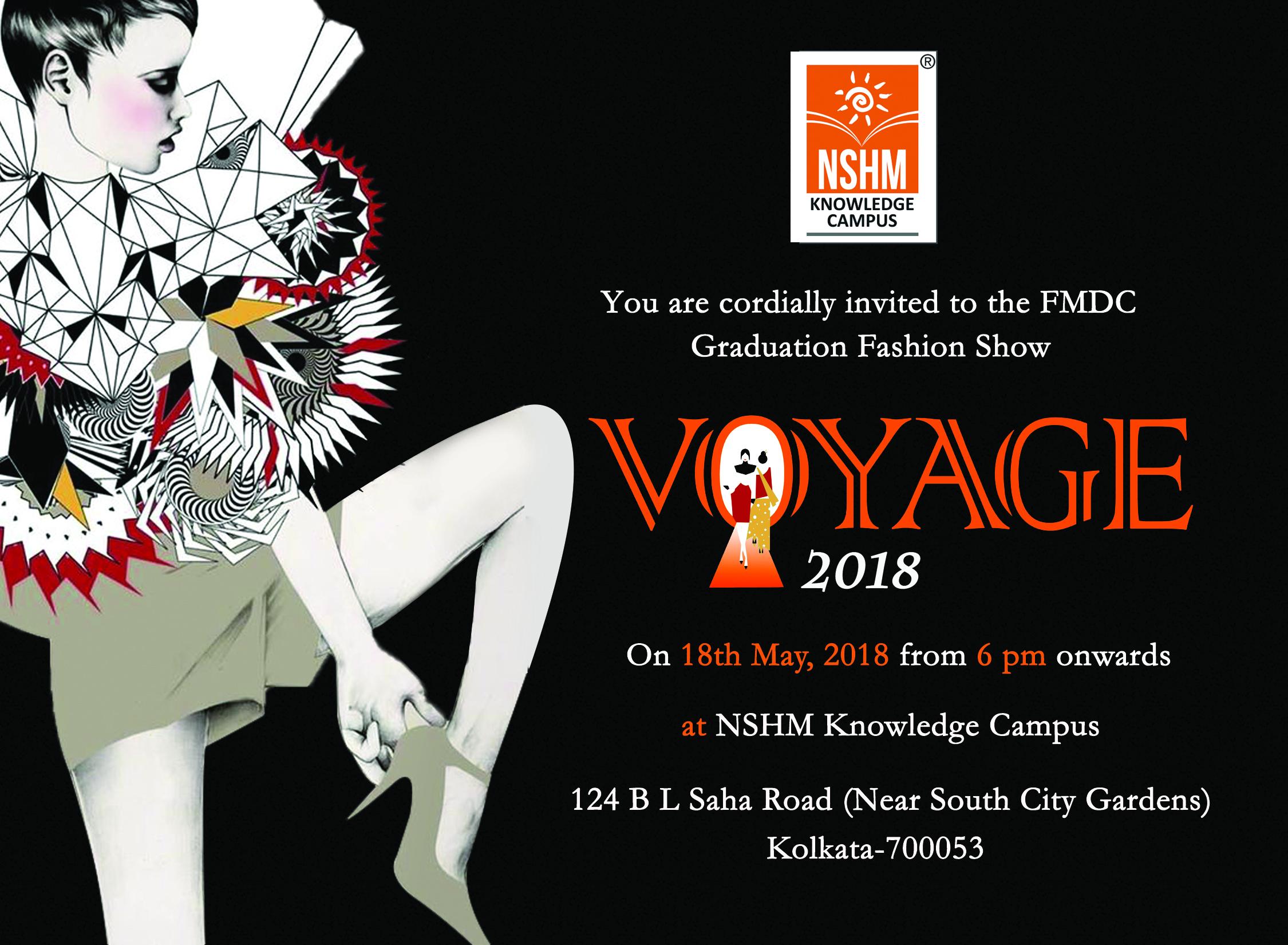 Voyage 2018 Nshm Knowledge Campus
